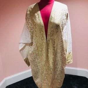 One size fits most vintage cloak, jacket